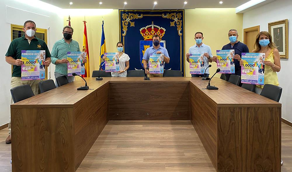 Nueva Campaña Comercio Local Santa Olalla