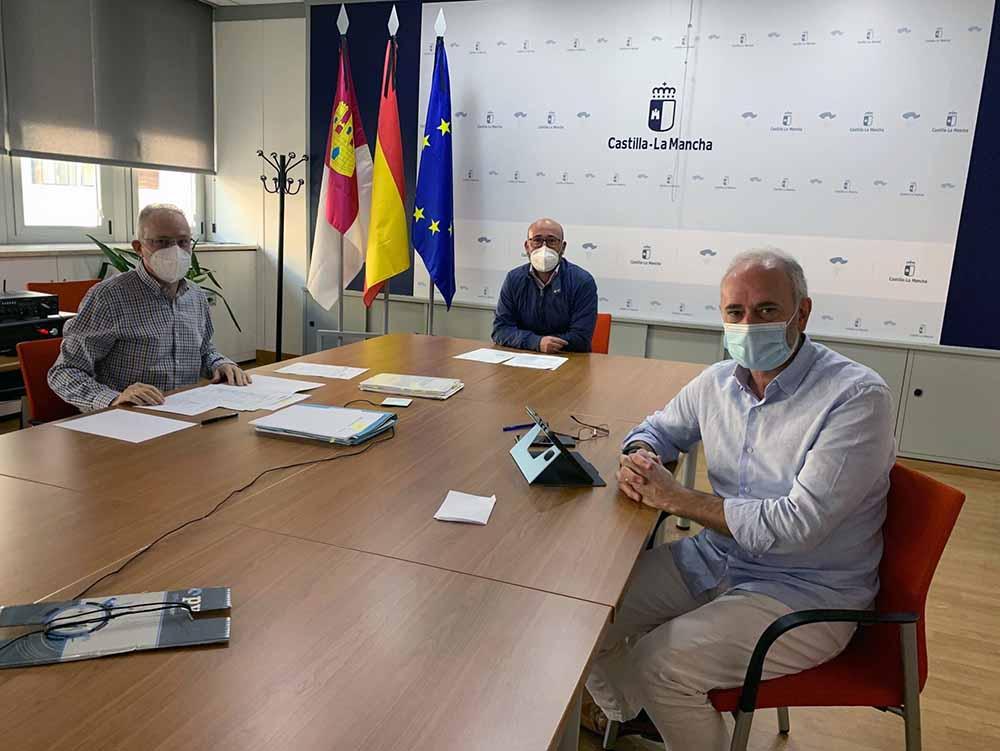Reunión Consejo Cámara Agraria de Albacete