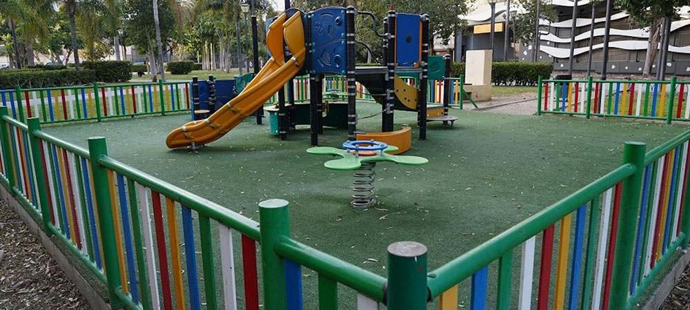 Talavera parque infantil