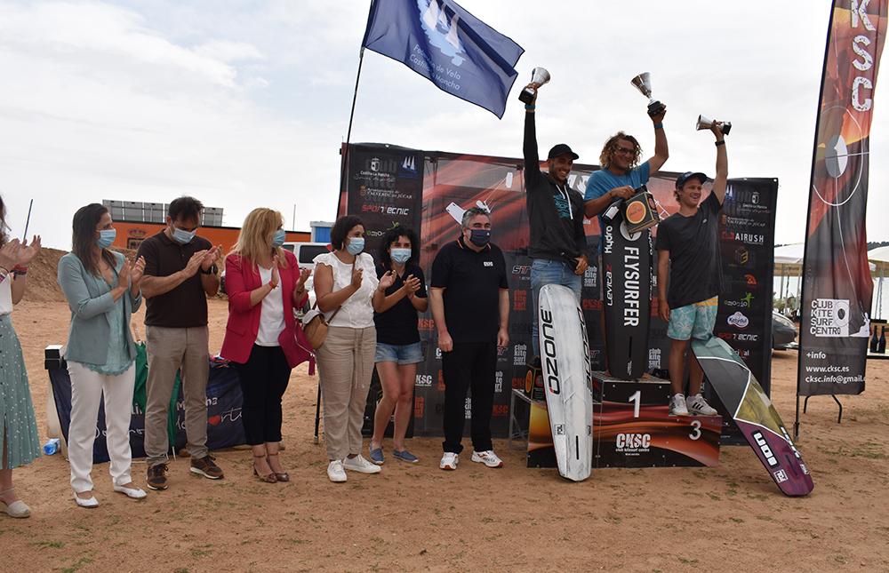 Valverde Fórmula Kite Spain Series