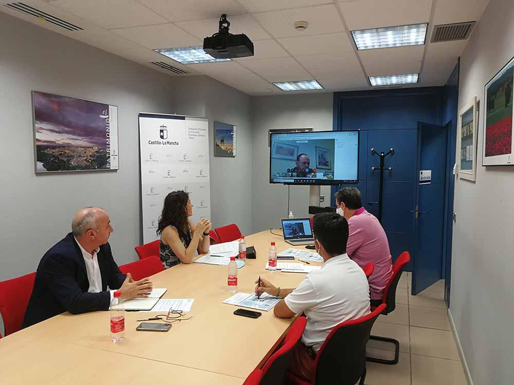 Videoconferencia, ayudas en prevención de riesgos laborales