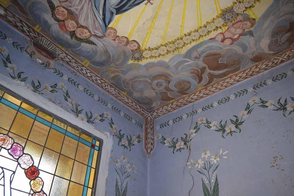 Camarín de la Virgen de Carpio de Tajo 27082020
