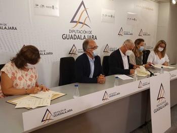Firma convenios grupos acción local