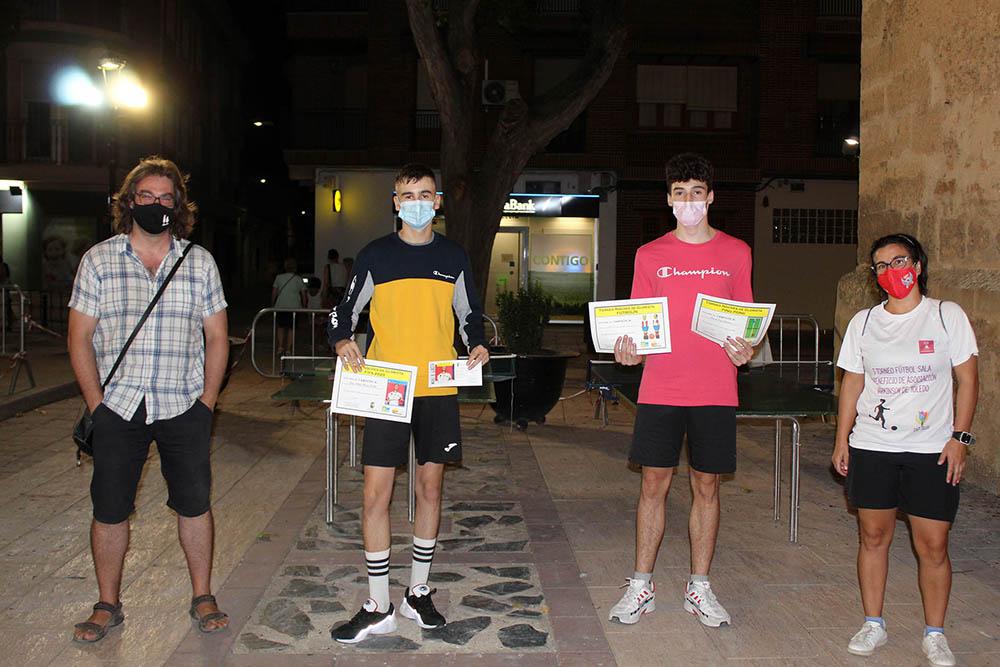 Noches de Glorieta_torneo diplomas