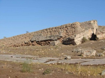 Presa romana La Alcantarilla-1