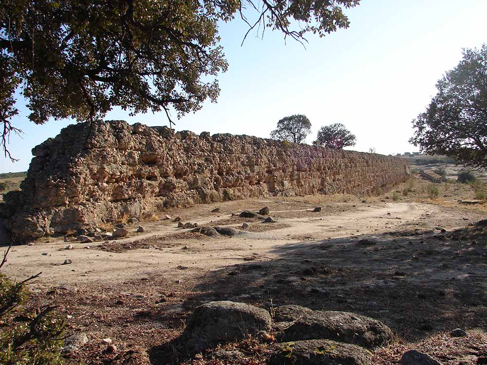 Presa romana La Alcantarilla-2