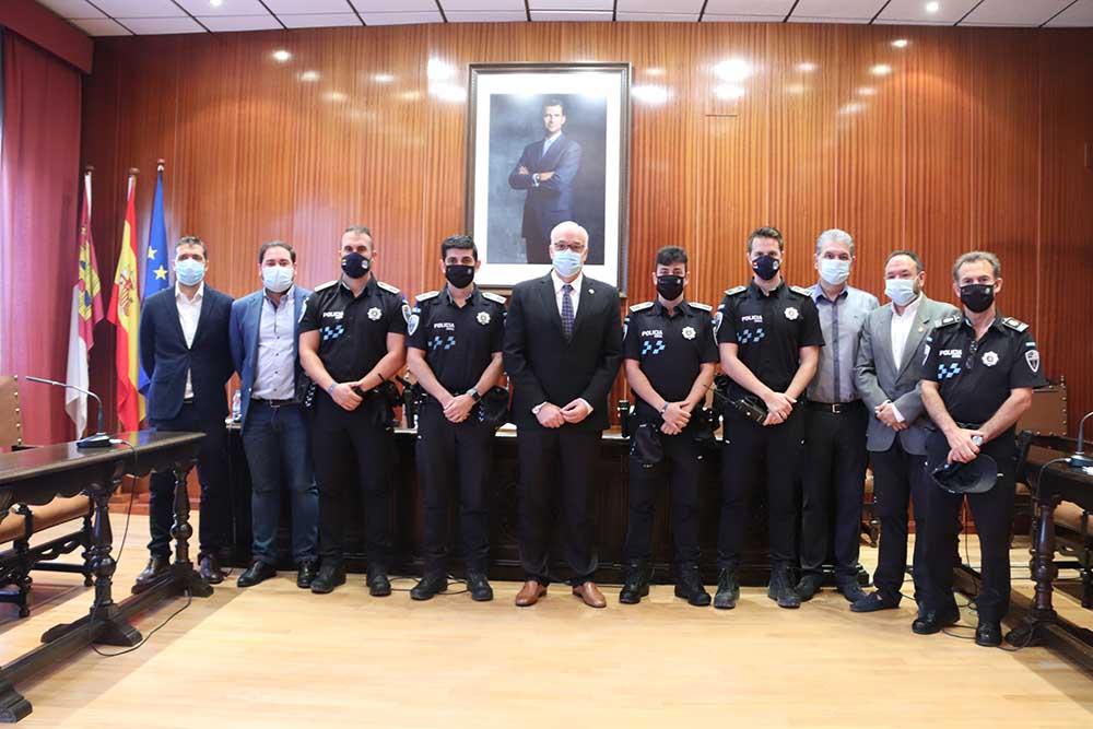 Toma posesion nuevos policias 5-8-2020 ok (2)