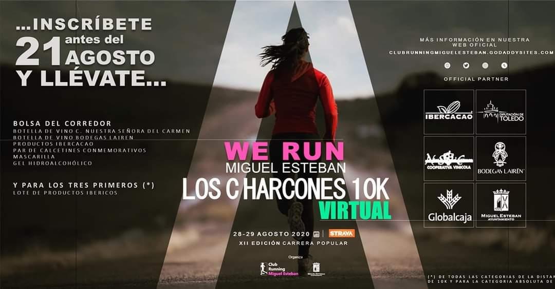 carrera Charcones