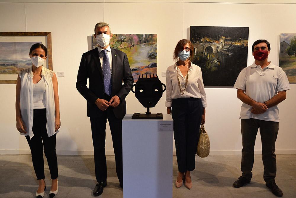 Álvaro Gutiérrez foto 1 exposición fondos San Clemente 11092020
