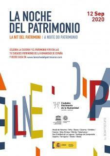 CARTEL LA NOCHE DEL PATRIMONIO 2020 (1)