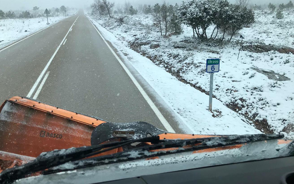 Carreteras invierno