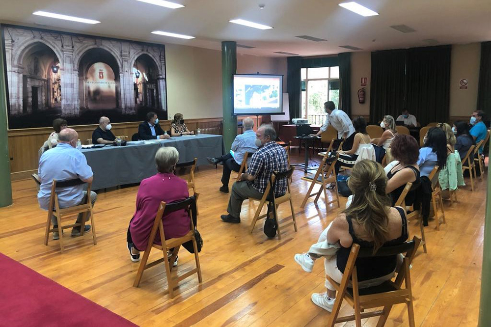 Consejo Municipal de Mayores 202009