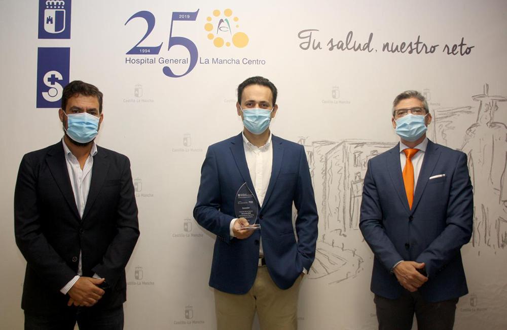 Hospital de Alcázar premio
