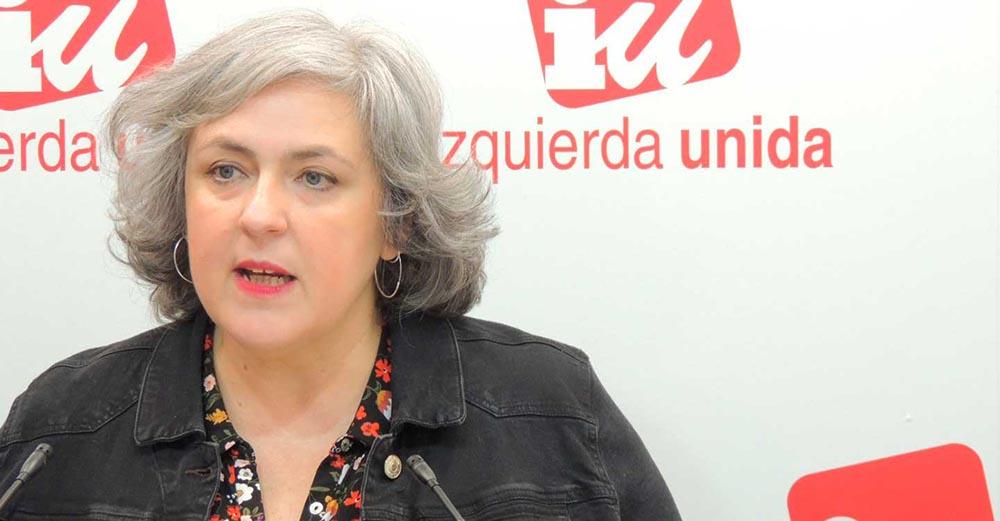 Pilar Alvárez IU