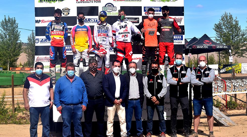 Premios motocross Montearagón