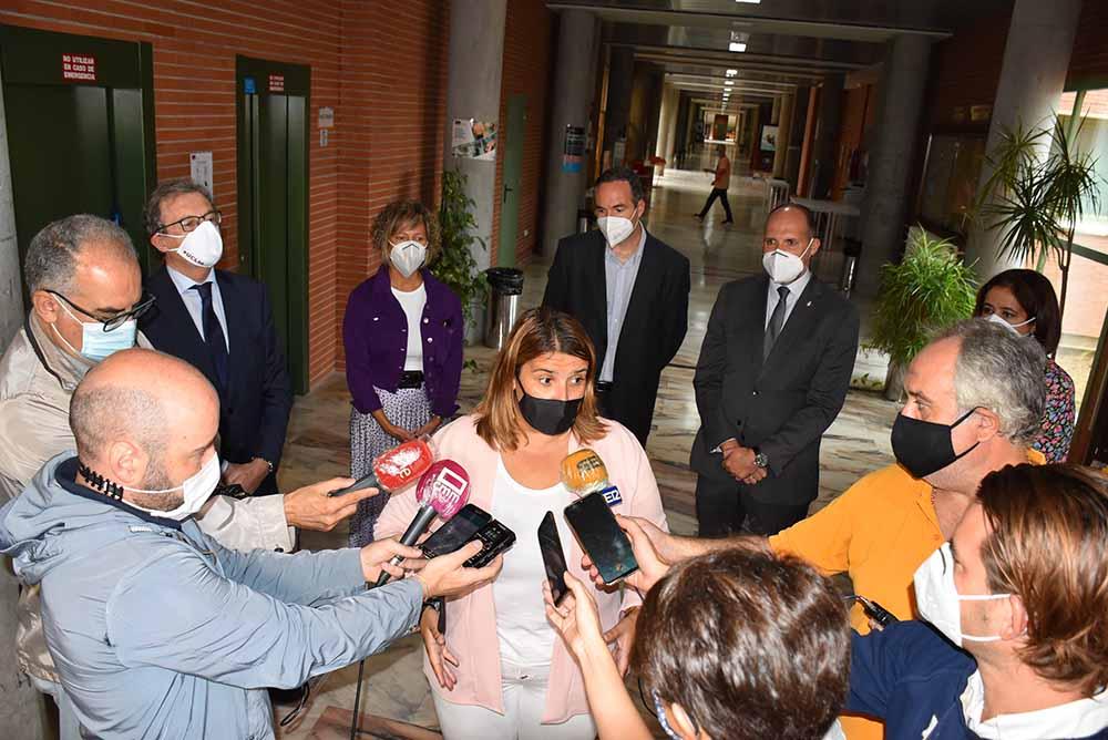 Talavera alcaldesa precauciones rebrotes