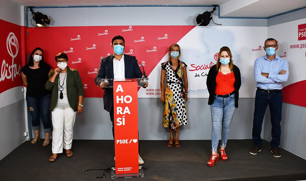 grupo socialista de Malagon