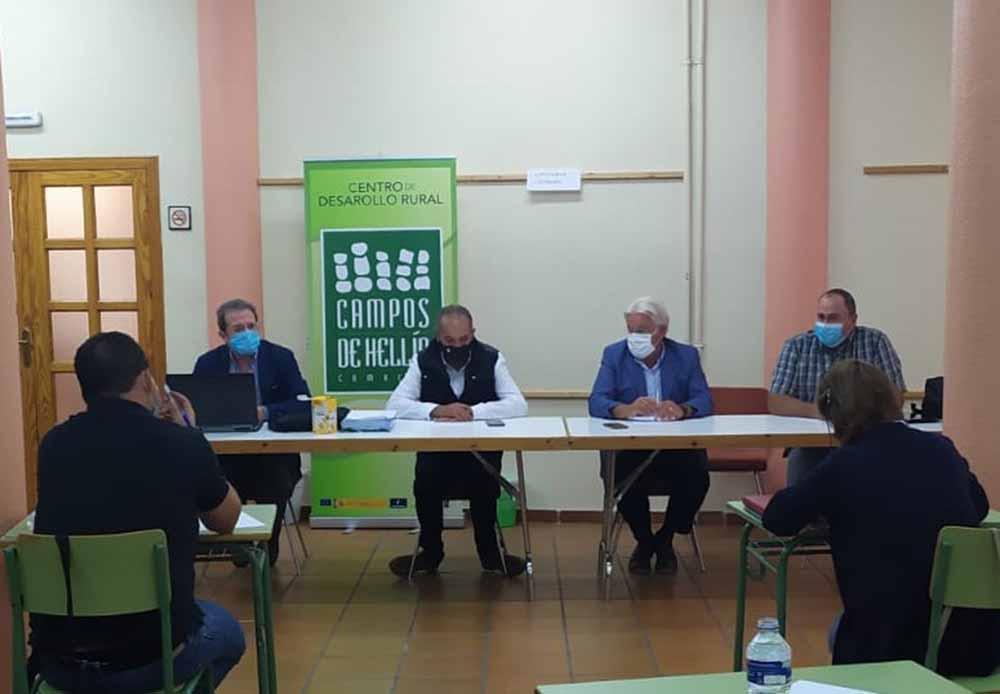 reunión GAL Albacete