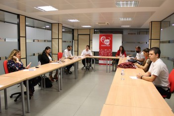 AJE Reunión Junta Directiva
