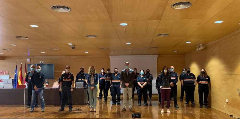 Albacete. Curso Apoyo Logístico PLATECAM