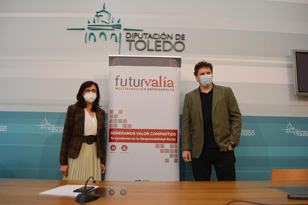 Ana Gómez y Andrés Martínez 30102020