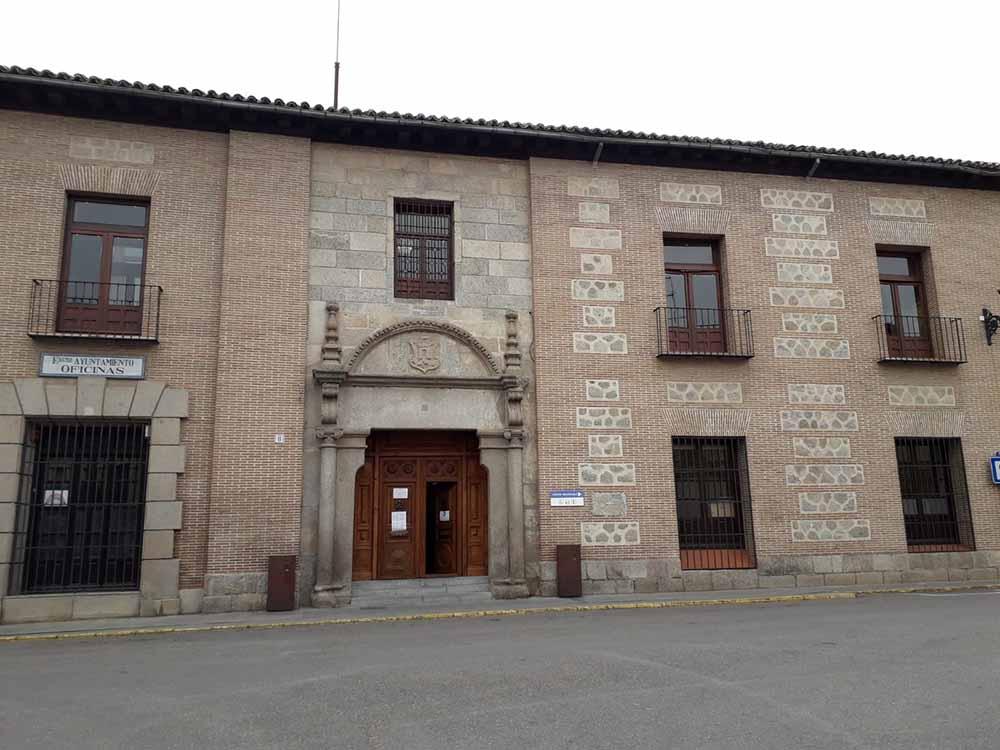 Ayuntamiento de Talaveraedificios
