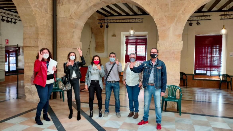 CCOO gana las elecciones en el Ayuntamiento de Villarrobledo