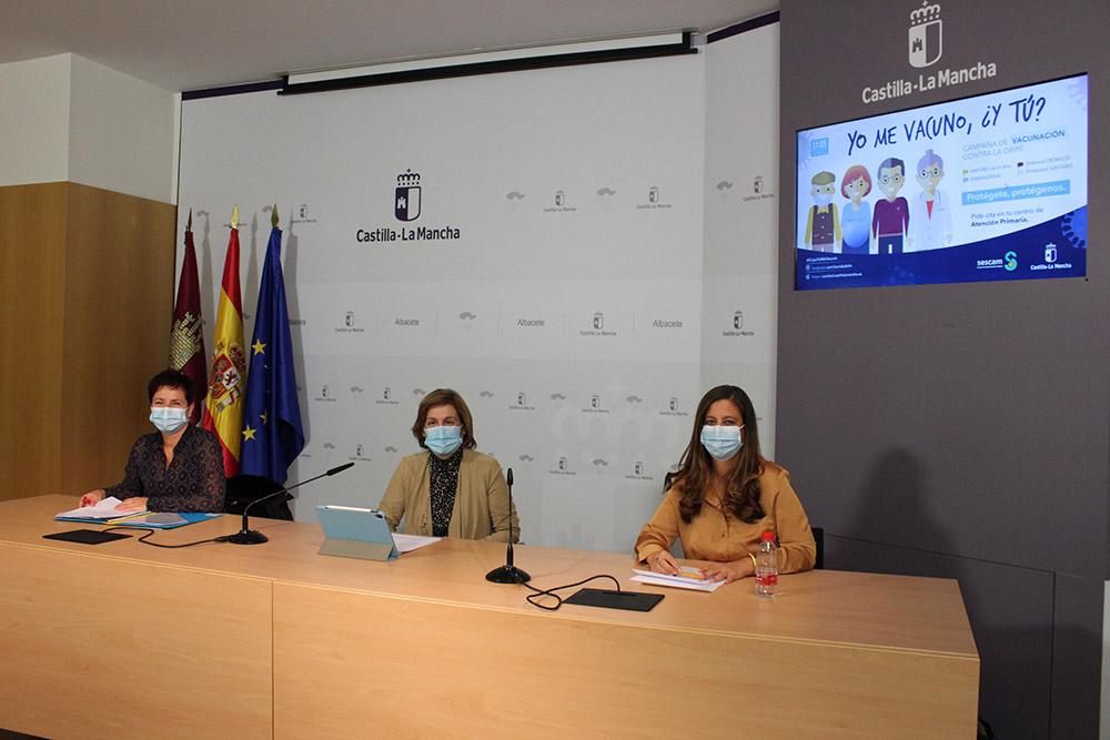 Campaña Gripe Albacete