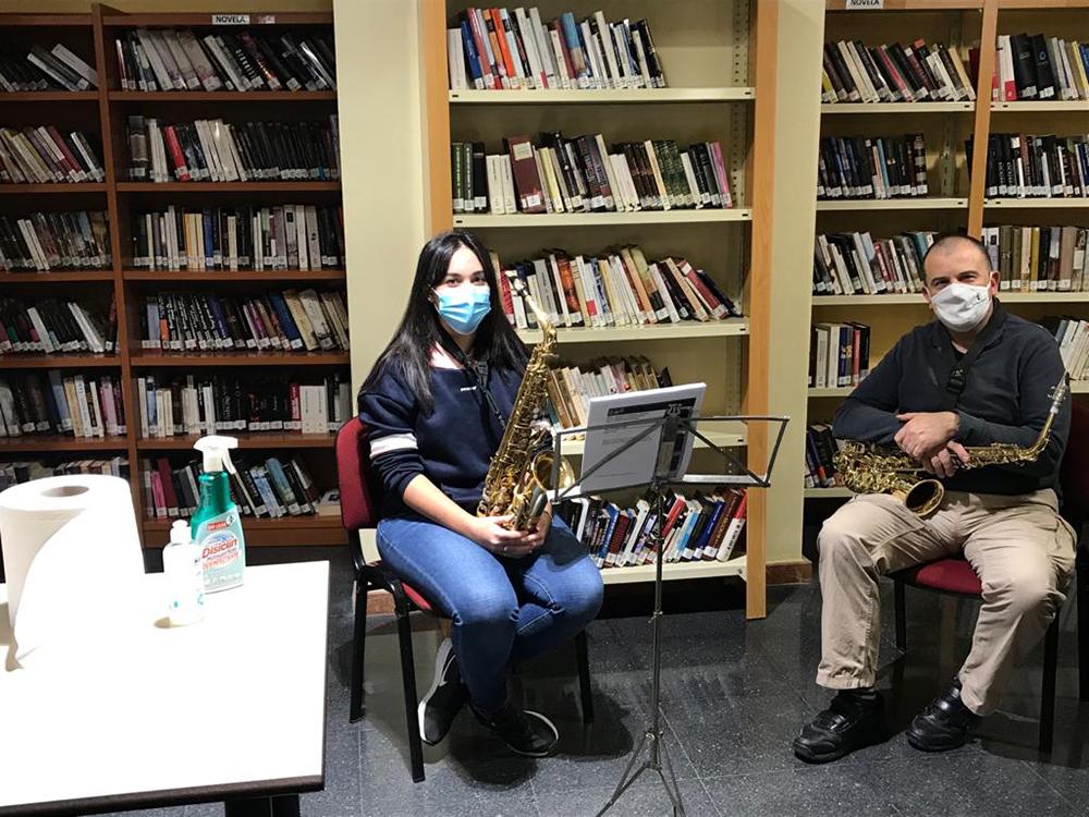 Escuela de Música Porzuna