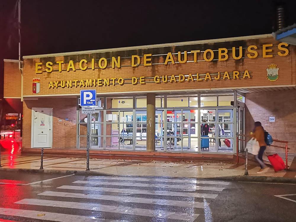 Estación de autobuses de Guadalajara (2)