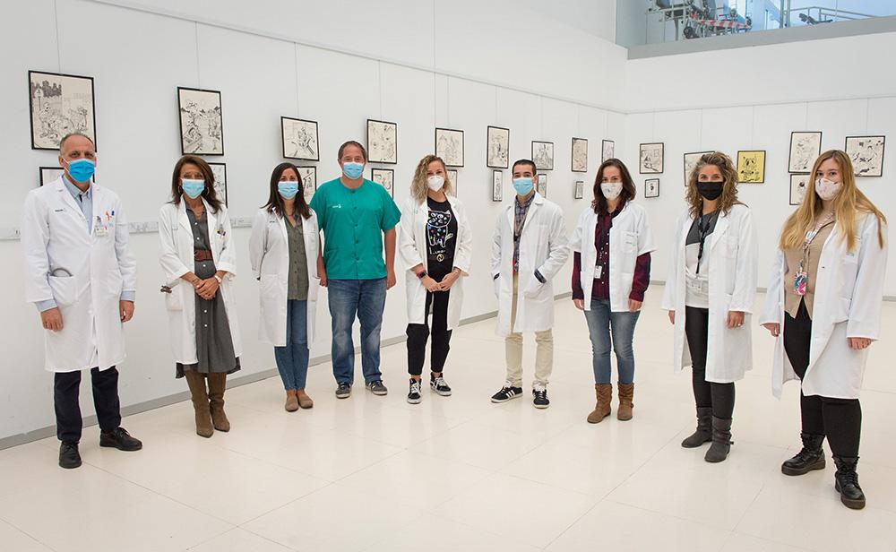 Grupo Proyecto Covid Proteómica Hospital de Parapléjicos (1)