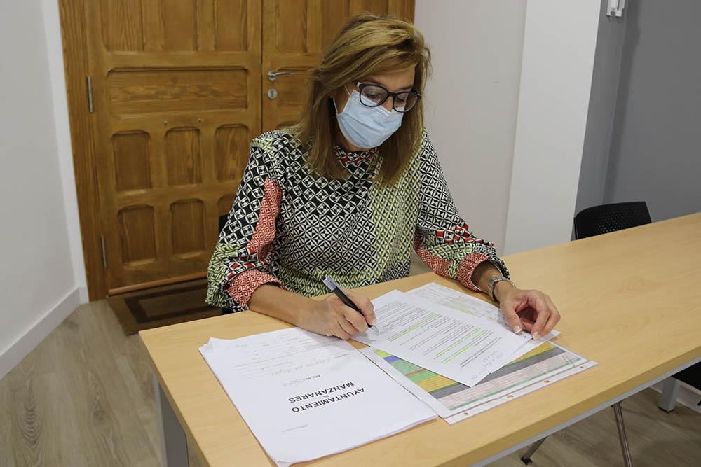 Isabel Quintanilla ayudas cooperación 19-10-2020