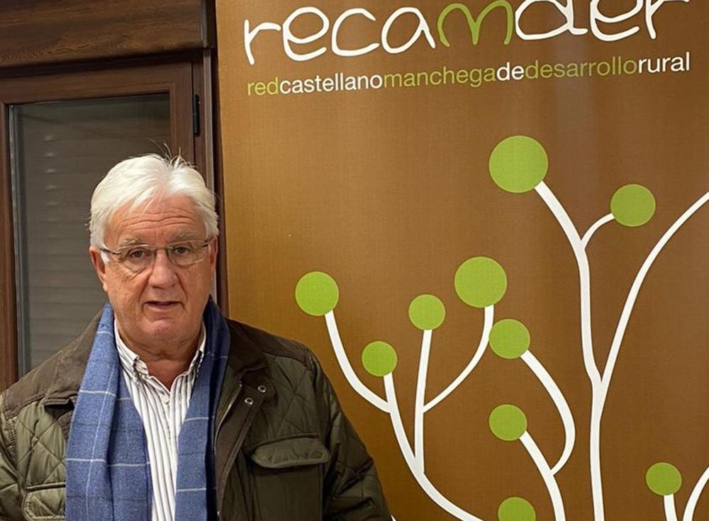 Jesús Ortega, REcamder Foto