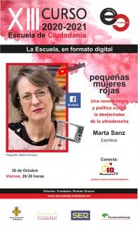 Marta Sanz Cartel