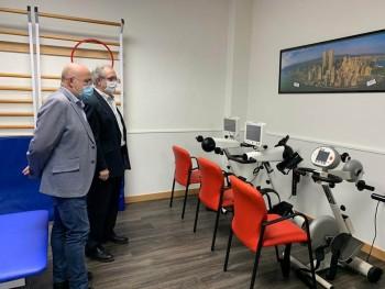 Nuevos equipos de rehabilitación en el CIEN de Albacete 1