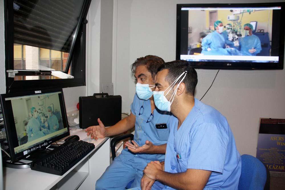 Oftalmologia Mancha Centro