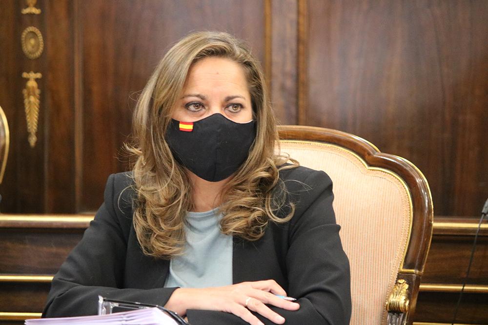 Olga Villanueva portavoz CS Guadalajara