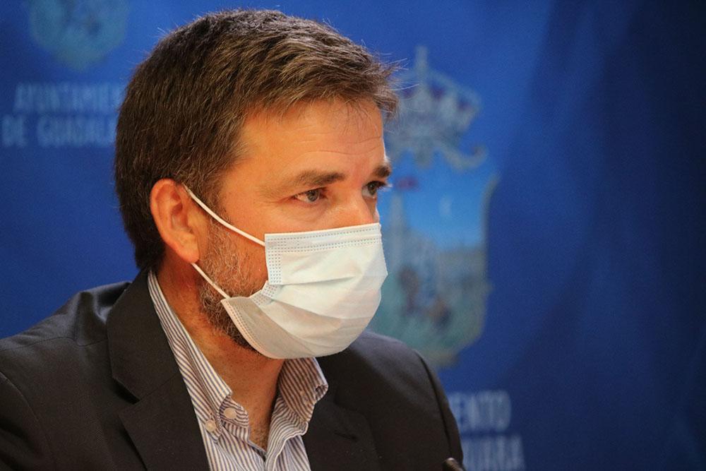 Rafael Pérez Borda edil de Cs - Primer Teniente Alcalde