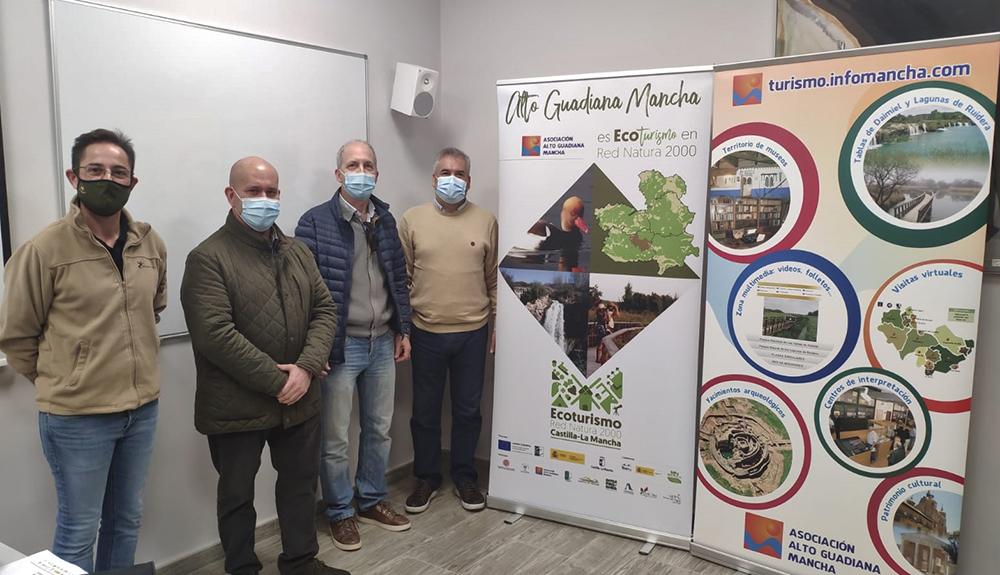 Reunión Ecoturismo Red Natura 2000-Alto Guadiana Mancha