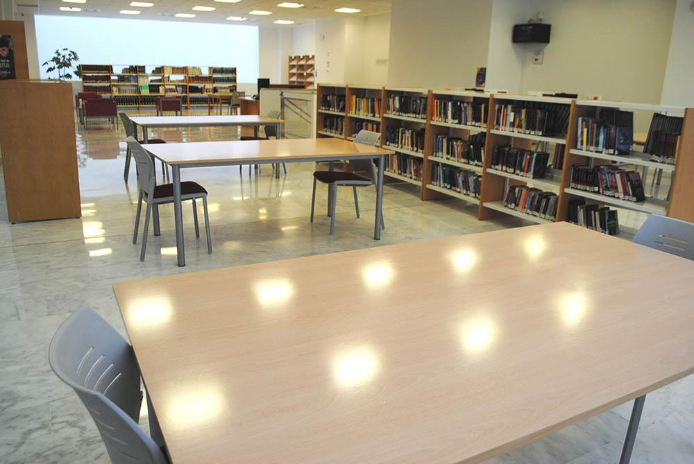 Valdepeñas biblioteca