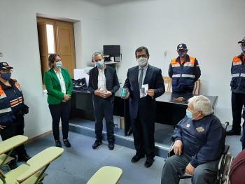 Visita Agrupación Protección Civil Madridejos (2)