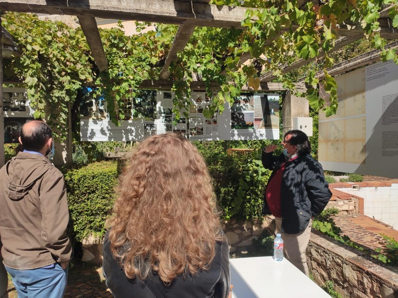 Visita guiada exposicion Cela y la arquitectura en Cuenca
