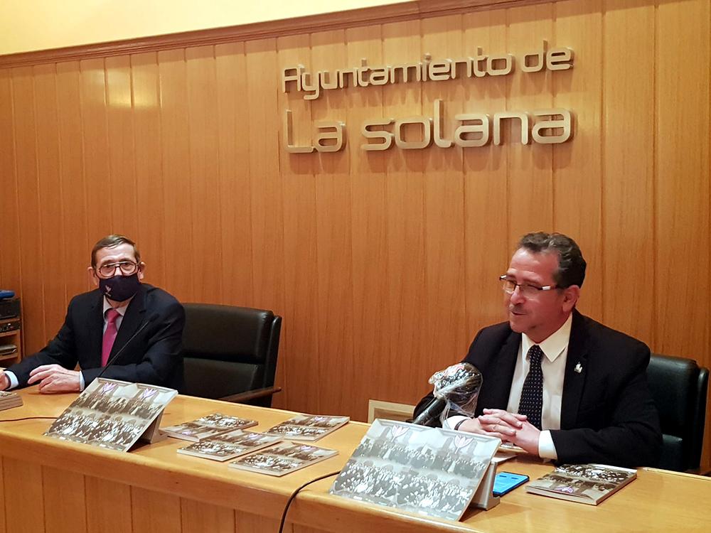 Zarzuela habla alcalde 90 Aniversario