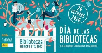 cartel Día de las Bblt.