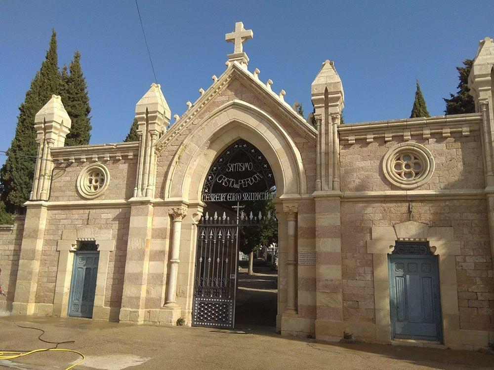 cementerio de Cuenca