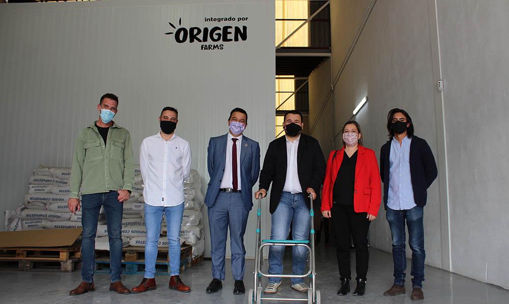 visita Origen Farms 3