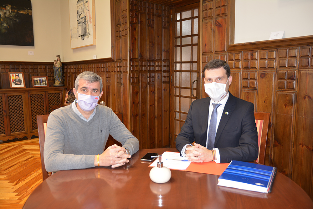Álvaro Gutiérrez Fuensalida alcalde audiencia 112020