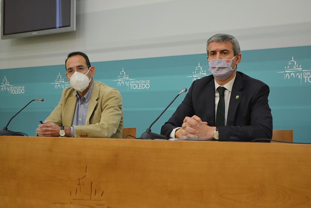 Álvaro Gutiérrez y Santiago Aranda 26112020