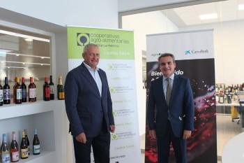 Ángel Villafranca y Rafael Herrador