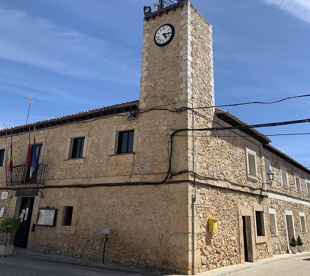 Ayuntamiento de Fuentenovilla